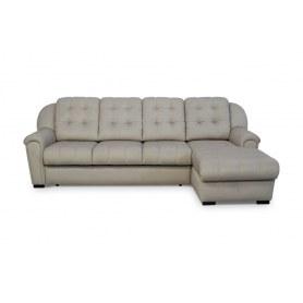 Угловой диван Матрица 29 ТТ с оттоманкой