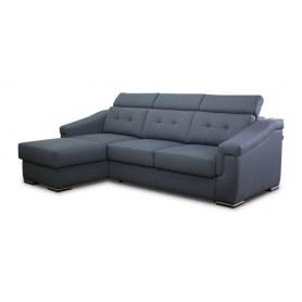 Угловой диван Матрица 27 ТТ с оттоманкой