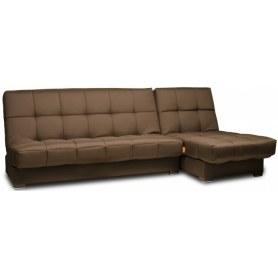 Угловой диван Лондон 1 с оттоманкой, TFK