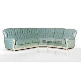 Угловой диван Венеция, (Зр-У-2) Миксотойл