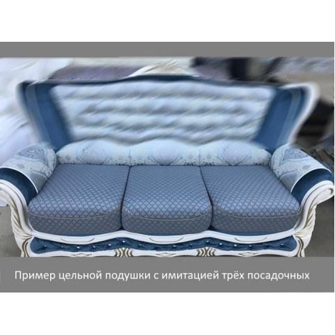 Угловой диван Флоренция, 3+1, без механизма