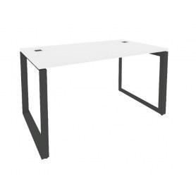 Стол руководителя O.MO-SRR-3.8, Антрацит/Белый
