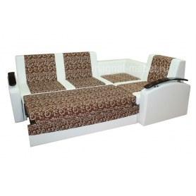 Угловой диван Венеция 7 ДУ