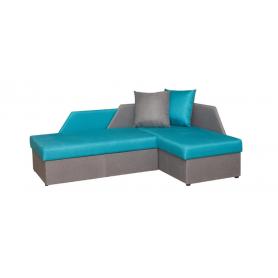 Угловой диван Нео 17 ДУ
