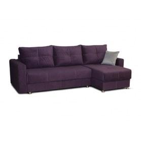 Угловой диван Комфорт 3, с оттоманкой