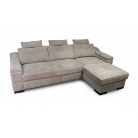 Угловой диван Лео КИТ-14 с оттоманкой