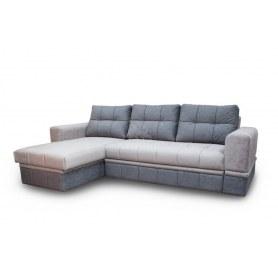 Угловой диван Лео КИТ-17  с оттоманкой