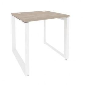 Стол письменный O.MO-SP-0.8, Белый/Дуб Аттик