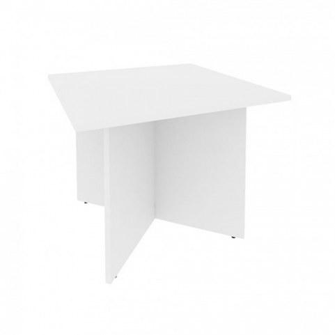 Стол переговорный O.PRG-1 Белый бриллиант