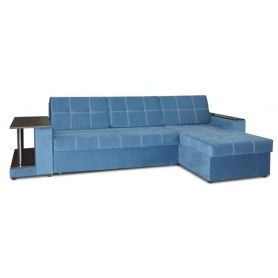 Угловой диван Холостяк с оттоманкой