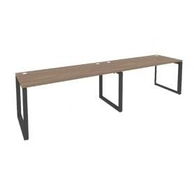 Стол письменный O.MO-RS-2.4.7, Антрацит/Дуб Аризона