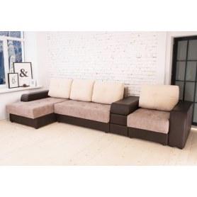 Угловой диван Левел 1+ПШ+2+От