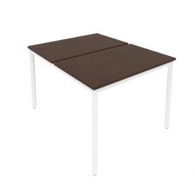 Стол письменный С.СП-3.2 Венге/Белый