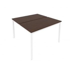 Стол письменный С.СП-4.3 Венге/Белый