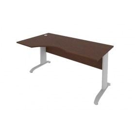 Стол письменный ПЛ.СА-2 Л 1400х900х755 Венге