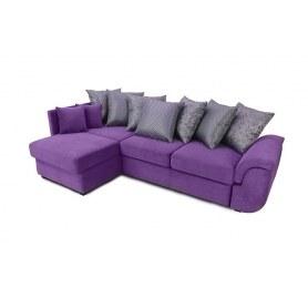 Угловой диван Мюнхен, цвет Макс 8 / Eliza (ткань)