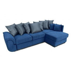 Угловой диван Мюнхен, цвет Макс 13 / Eliza (ткань)