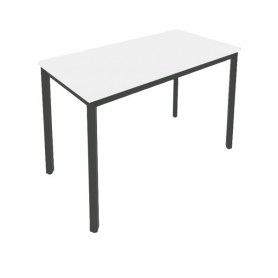 Стол письменный С.СП-6.1 Белый/Антрацит