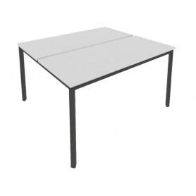 Стол письменный С.СП-5.3 Серый/Антрацит