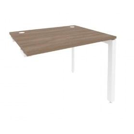 Стол приставка O.MP-SPR-1.8 Белый/Дуб Аризона