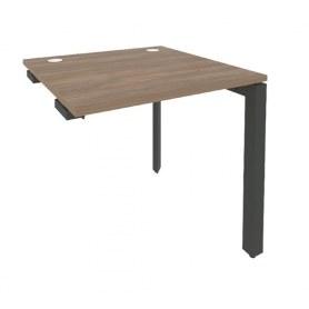 Стол приставка O.MP-SPR-0.8 Антрацит/Дуб Аризона