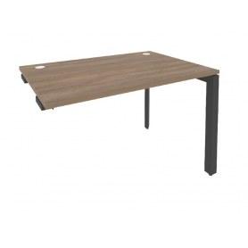 Стол приставка O.MP-SPR-2.8 Антрацит/Дуб Аризона