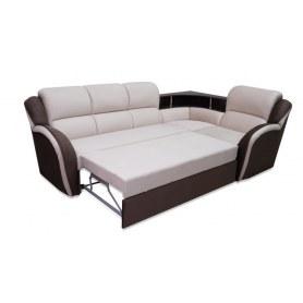 Угловой диван Соня-14 с полкой и креслом