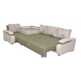 Угловой диван  Престиж-15 люкс со столом