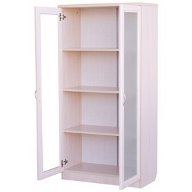 Шкаф 214, цвет Молочный дуб