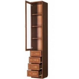 Шкаф 205 с ящиками, цвет Молочный дуб