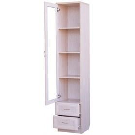 Шкаф 220 с ящиками, цвет Молочный дуб