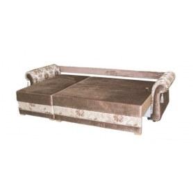 Угловой диван Верона с оттоманкой