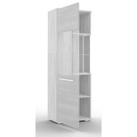 Шкаф комбинированный Neo (N-ШК-02), дуб вотан/белый альпийский