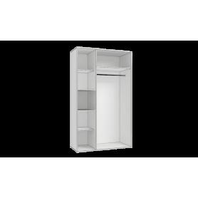 Шкаф 3-х створчатый с зеркалом ГРАНД