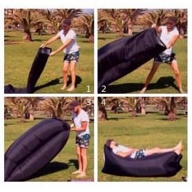 Кресло-лежак Надувной