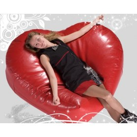 Кресло-мешок Сердце-диван