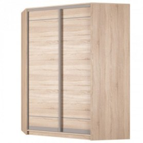 Угловой шкаф-купе Аларти (YA-198х1400 (602) (10) Вар. 5), без зеркала
