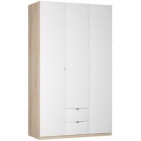 Шкаф Реал распашной (R-198х135х60-2-TR), без зеркала