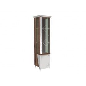 Шкаф-витрина Жозефина №6.1 левая