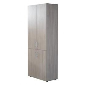 Шкаф для документов Ш2, ясень шимо светлый
