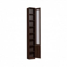 Шкаф для книг Sherlock 35, Орех шоколадный