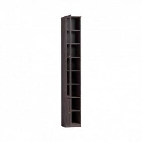 Шкаф для книг Sherlock 311, Ясень Анкор темный