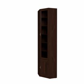 Шкаф для книг Montpellier 10, Орех шоколадный