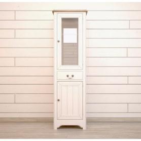 Шкаф-витрина Olivia (GC2005C) Бежевый