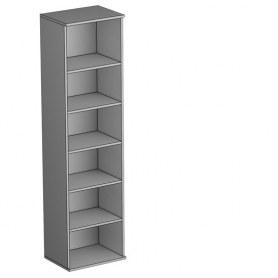 Шкаф комбинированный Kantri, 1 стекло (К-ШК-01 с)