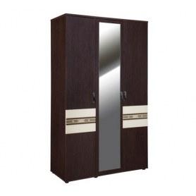 Ривьера 95.12 Шкаф трехдверный с зеркалом 1350х580х2250