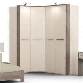 Шкафная группа 4 Ulla с боковыми накладками (U-ШО-02 г), (U-ШУ г), (U-НШО), (U-ШО-01 г)