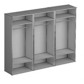 Шкафная группа 2 Ulla с боковыми накладками (U-ШО-02 г)х3, (U-НШО)