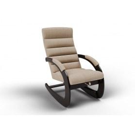 Кресло-качалка Ното, ткань песок