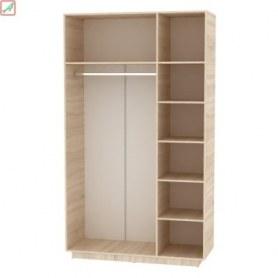 Шкаф Аврора (H21) 2322х1351х540 Белый